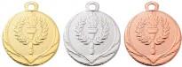Sportovní medaile ME87 Olympijský oheň