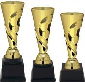 Sportovní fotbalový pohár PE086 zlatý