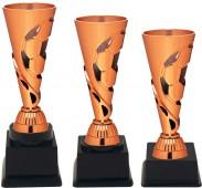 Sportovní fotbalový pohár PE088 bronzový