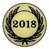 Emblém kovový E2018