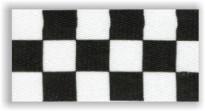 Stuha s karabinou V45-Šachovnice