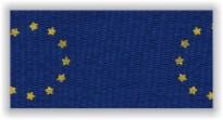 Stuha s karabinou V44-Evropská unie
