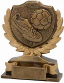 Plaketa s motivem FG155 Fotbal