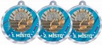 Sportovní medaile MA211 plavání