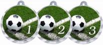 Sportovní medaile MA214 - Fotbal