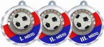 Sportovní medaile MA215 - Fotbal