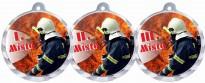 Sportovní medaile MA219 - Hasič