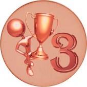 Emblém barevný EM409