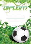 Diplom DL105 - fotbal