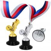 Fotbalová medaile na zavěšení-MDC003