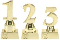 Sportovní trofej T114 čísla