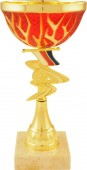 Sportovní pohár PET036 s českou trikolórou