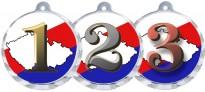 Sportovní medaile MA228