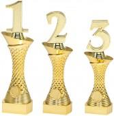 Sportovní trofej TPZ1,TP2,TPZ3 zlatá