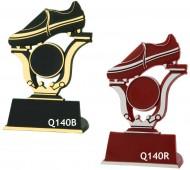 Sportovní trofej Q140B,Q140R Fotbal