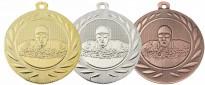 Sportovní medaile MD500 plavání