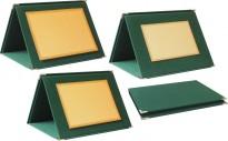Plakety s etuí H82 zelená