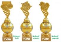 Sportovní fotbalová trofej T470