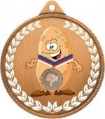 Medaile MA243 bramborová trikolora