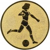 Emblém E2 fotbal žena