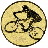 Emblém E137 horské kolo