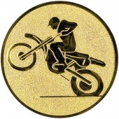 Emblém E75 Motokros