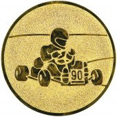 Emblém E119 Motokára