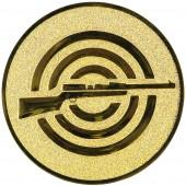 Emblém E90 puška střelba