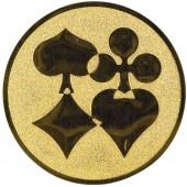 Emblém E86 Karty