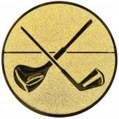 Emblém E110 golf