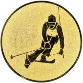 Emblém E95 lyže sjezd