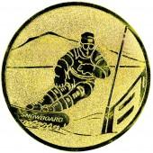 Emblém E158 snowboard