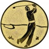 Emblém E109 golf