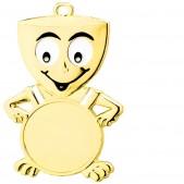Medaile MD42A - dětská veselá
