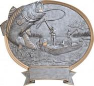 Plaketa s motivem FG54624 ryba