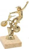 Figurka F4049 - cyklista BMX