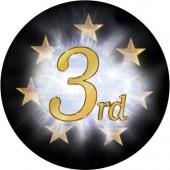 Emblém barevný EM13 - 3rd