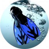 Emblém barevný EM83 potápění